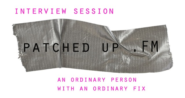 ptached up interview session