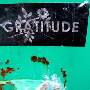 Practical Patch Work : Start With Gratitude