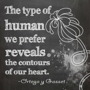 ortega gasset quote